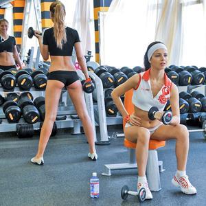 Фитнес-клубы Восхода