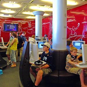 Интернет-кафе Восхода