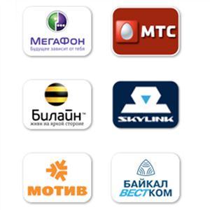 Операторы сотовой связи Восхода