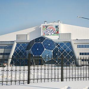 Спортивные комплексы Восхода