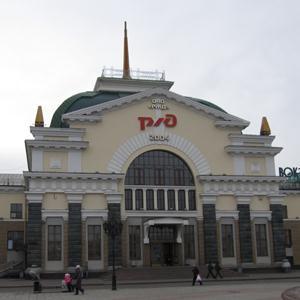Железнодорожные вокзалы Восхода